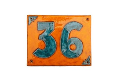 TILE NUMBERS
